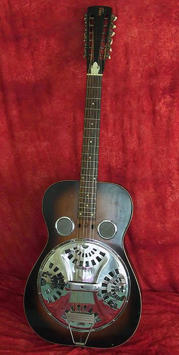 Dobro 1962 12-String