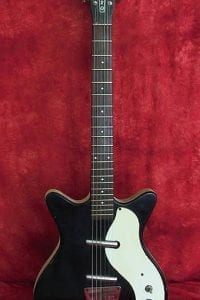 Danelectro 1959 jimmy page model