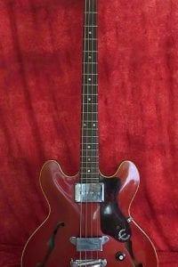 Epiphone 1965 Rivoli Bass