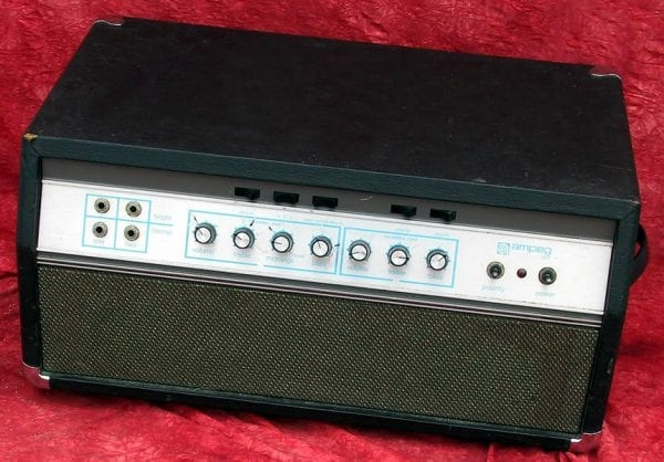 '69 Ampeg SVT Head