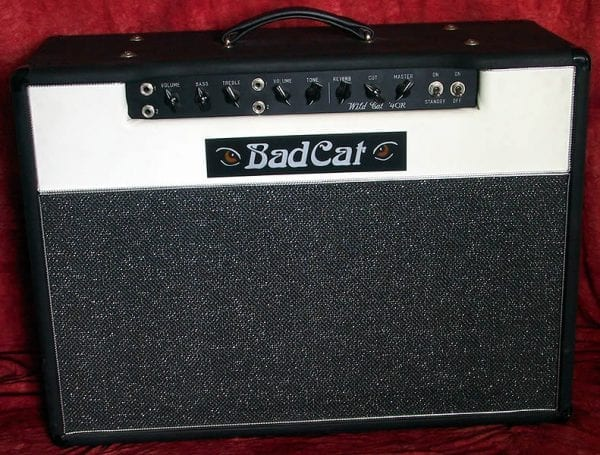 2001 Bad Cat Wild Cat 40 Amp