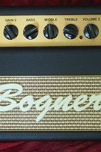 2000 Bogner Shiva Head