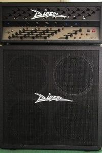 2001 Diezel 4 x 12 Cabinet