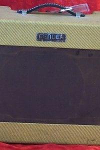 1950 Fender Deluxe Tweed, Model 5B3