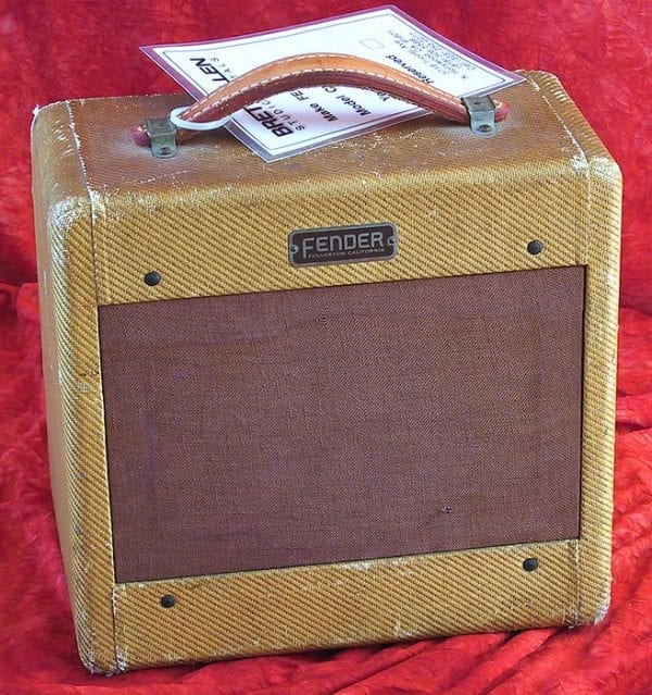 1952 Fender Champ 600, Model 5B1, Tweed
