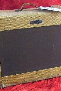 1953 Fender Pro, Model 5C5, Tweed
