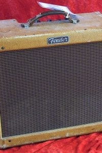 1954 Fender Princeton, Model 5E2, Tweed