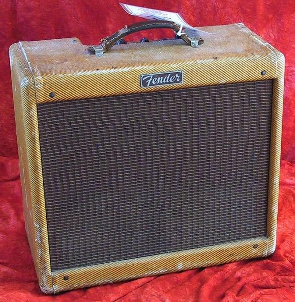 1954 Fender Princeton, Model 5E2, Tweed