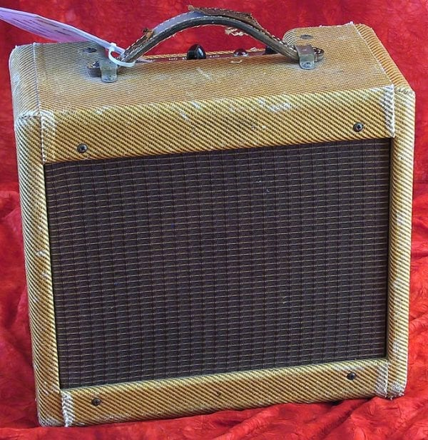 1957 Fender Champ, Model 5E1, Tweed