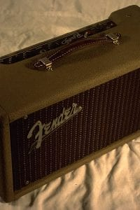 1961 Reverb Unit, Brown