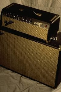 1964 Fender Bassman, Black Face
