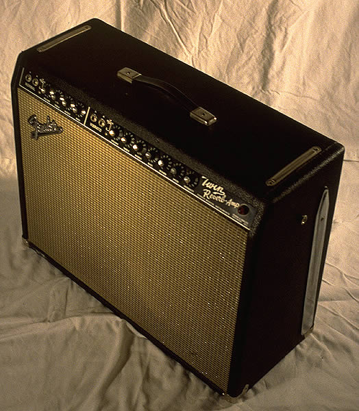 1964 Twin Reverb, Black Face
