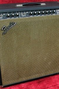 1966 Fender Super Reverb, AB763 Vibrato, Black Face
