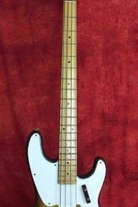 Fender 1963 Precision Bass