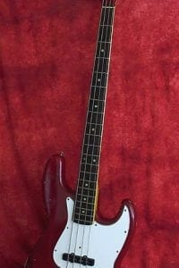 Fender 1966 Jazz Bass