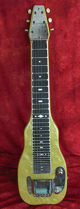 Fender 1953 6-String Lap Steel
