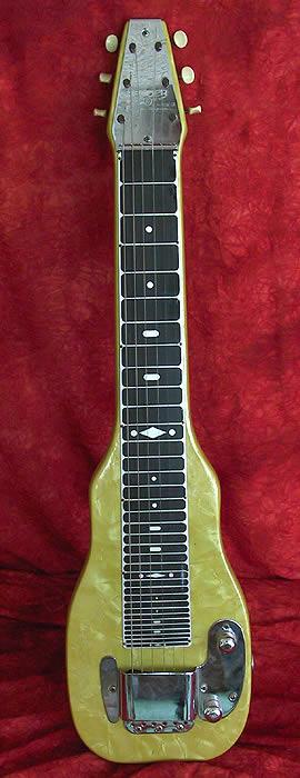 Fender 1953 6-String Lap Steel
