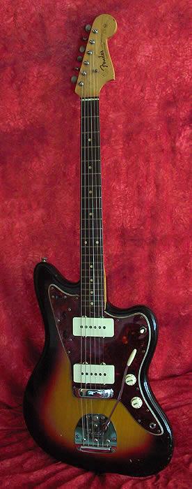 Fender 1963 Jazzmaster Sunburst