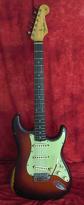Fender 1962 Stratocaster
