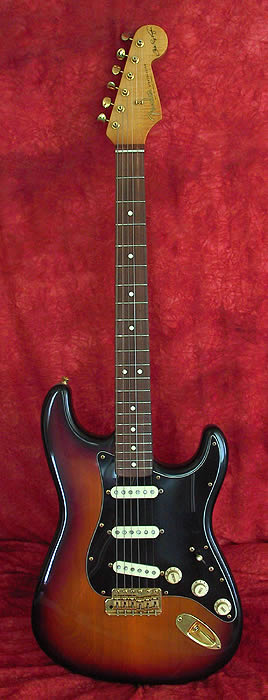 Fender 1989 Stevie Ray Vaughn (strat)