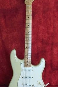 Fender 1993 Custom Shop (Mary Kaye Strat)