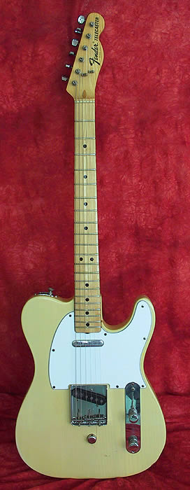 Fender 1973 Telecaster with B-Bender