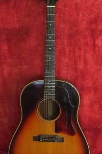 Gibson Acoustic 1966 J-45