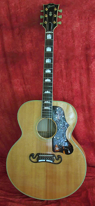 Gibson Acoustic 1989 J-200