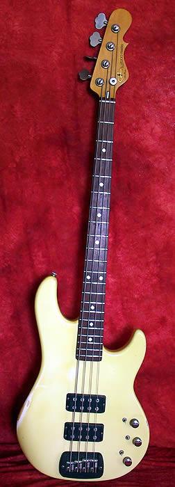 G&L 1989 L-2000 Bass