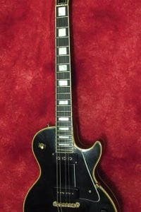 Gibson Les Paul 1971 Custom (1x Alnico 1x P90)