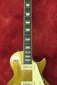 1989 Gibson Les Paul Gold Top P-90
