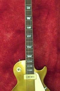 1989 Gibson Les Paul Gold Top Humbuckers