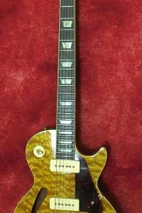 1989 Gibson Les Paul Gold Hollow Body