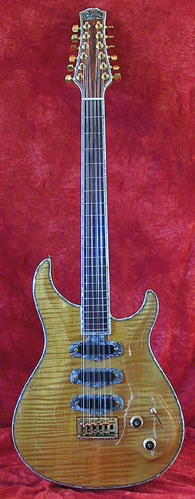 1998 Giffin 12-String Electric