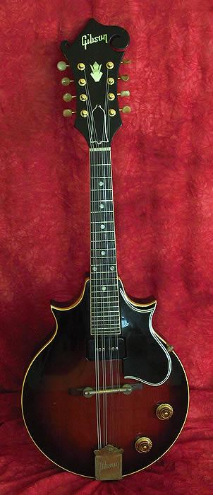 1960 Gibson EM-160 Mandolin