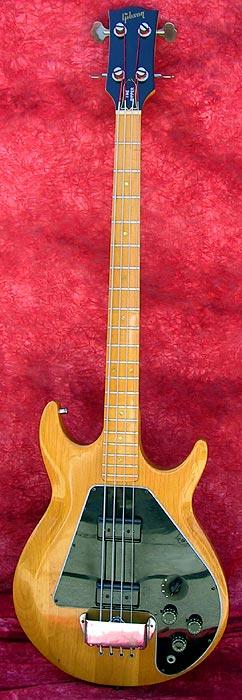 1976 Gibson Ripper Bass