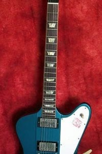 1989 Gibson Firebird V Custom