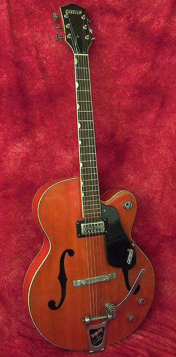 1961 Gretsch 6014Single Filterton