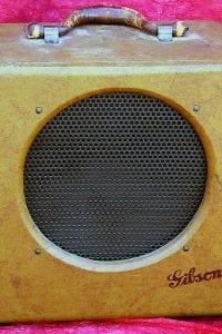 1950 Gibson BR-1, Brown Vinyl