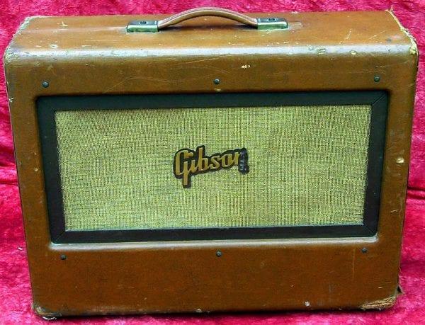 1951 Gibson GA 30, Brown Vinyl