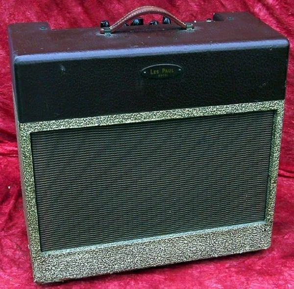 1954 Gibson GA RV79 Stereo Reverb