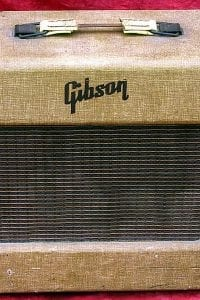 1956 Gibson Les Paul Jr., Blonde Tweed