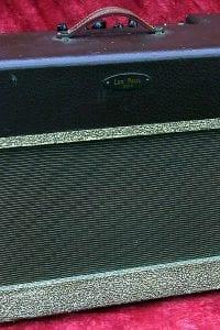 1958 Gibson Les Paul, GA 40, Blonde Tweed