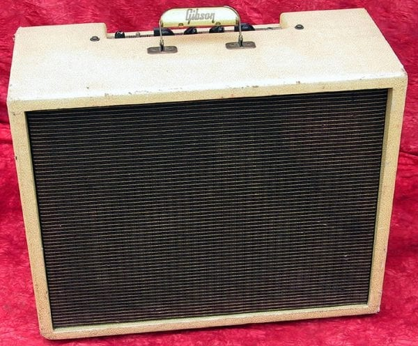 1959 Gibson Discoverer Tremolo, Model GA8T