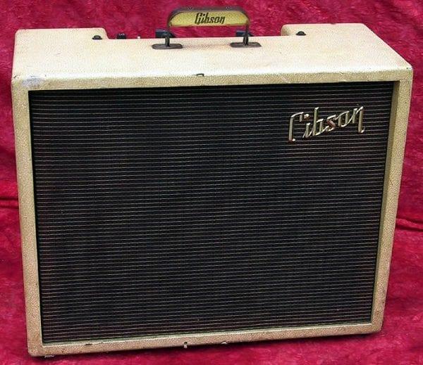 1960 Gibson Gibsonette, GA 8, Blonde