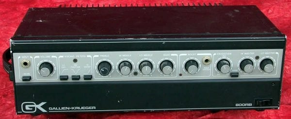 1990 Gallien-Kruger 800RB