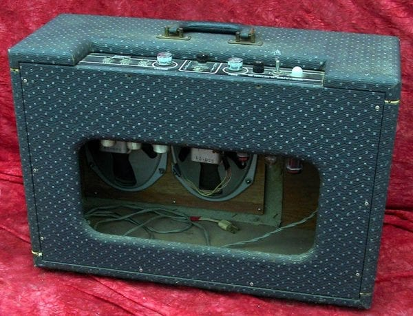 1956 Gretch Electromatic tremelo back