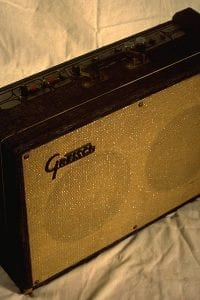 1958 Gretsch vintage amp model 6159