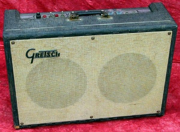 Gretsch 1958 model 6162 amp