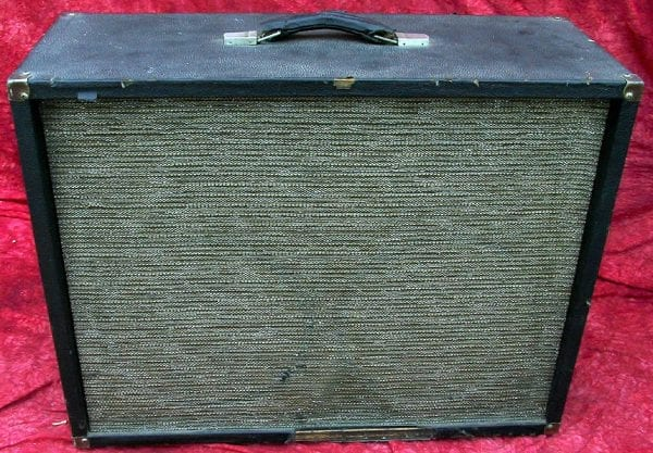 Kalamazoo 1966 Bass 30 Combo Amplifier Front